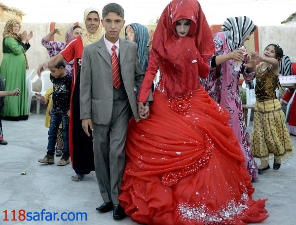 عروس هایی از سراسر جهان