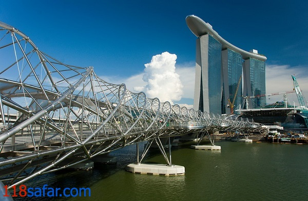 سفر تصویری به سنگاپور